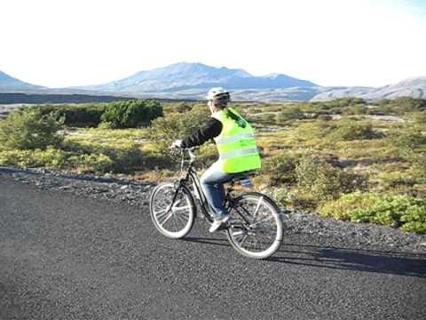 Reykjavik Bike Tours - Golden Circle - Gullfoss, Geysir, Þingvellir