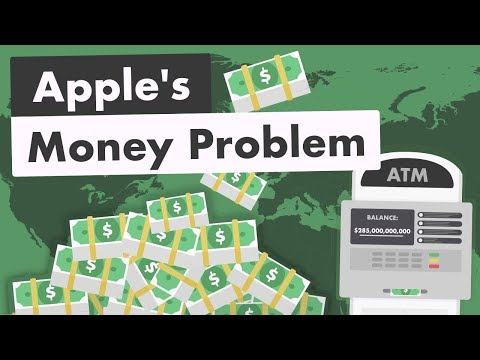 Apple's Money Problem (& Why It Won't Buy Netflix)