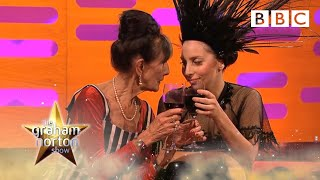 Lady Gaga meets June Brown - The Graham Norton Show: Episode 5 Preview - BBC One