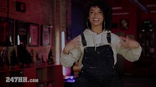 Dani Leigh - Music Influences & Meeting Prince & Getting Knowledge From Him (247HH Exclusive)