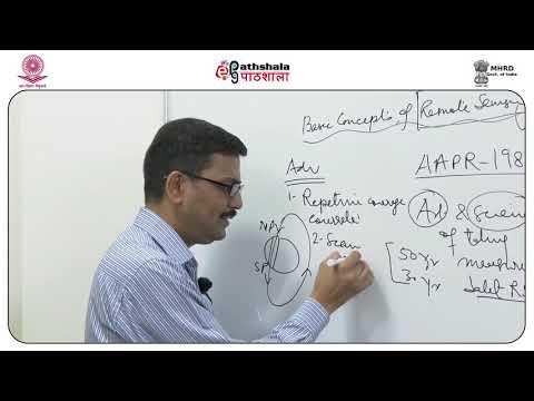 Basic of remote sensing