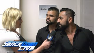 What is Jinder Mahal