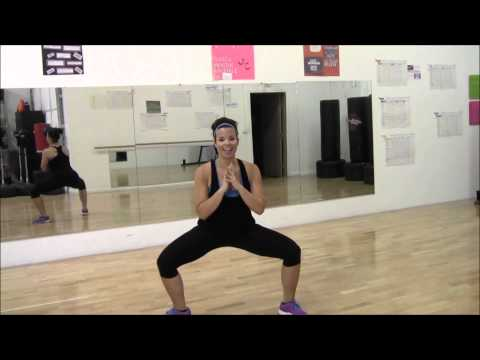 Pregnancy Exercises- Legs and Butt Workout. Great for beginners too!