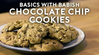 Chocolate Chip Cookies | Basics with Babish