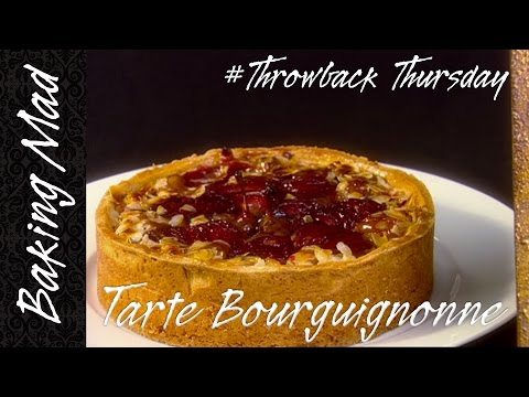Eric Lanlard's Tarte Bourguignonne Recipe | #TBT