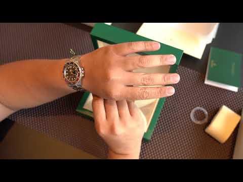 Unboxing: Rolex GMT