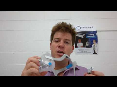 ResMed AirFit F20 - Magnets making life easier for less mobile patients