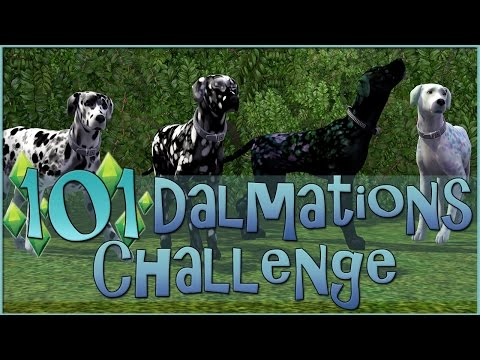 Voting on Basil's New Mate - Alien Dogs Included!! || Sims 3: 101 Dalmatians Challenge Special!