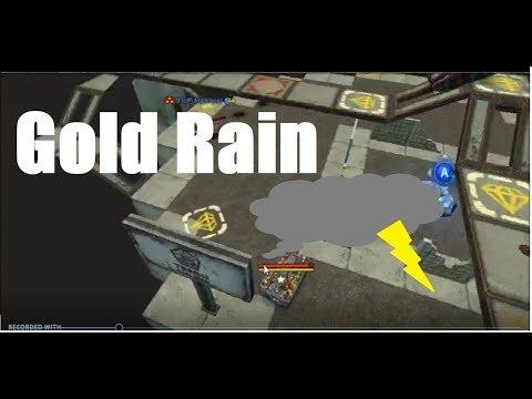 Gold Rain | Tanki Online