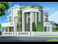 Architectural Rendering Revised Exterior for Dr Vijay Mohan