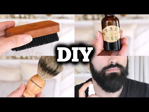 DIY Beard Grooming Kit / Beard Conditioner / Beard Oil