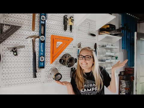 What's All The Talk About Wall Control?   Metal Pegboard System   Product Review