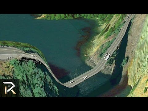 watch 10 Roads You Would Never Want to Drive On