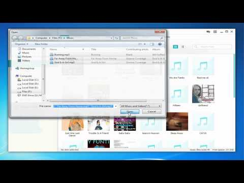 How to Transfer Music to iPod without iTunes Sync