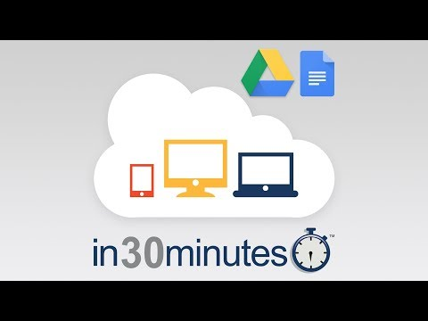 What are Google Drive & Google Docs? Intro & Registration