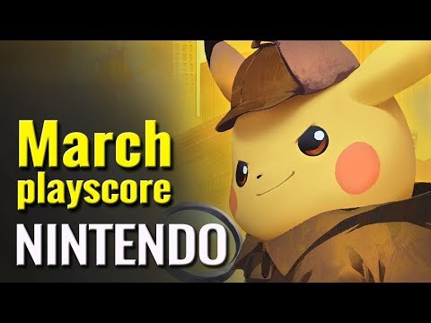32 New Nintendo Games of March 2018 | Playscore