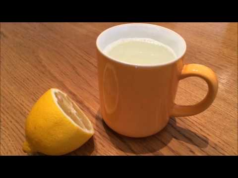 HOMEMADE COUGH RELIEF AND LUNG INFLAMMATION REMEDY - FASTER AND MORE POWERFUL THAN ANY OTHER