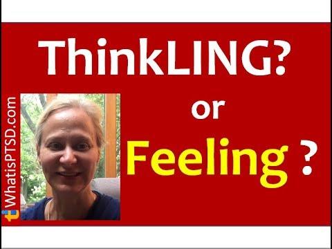 DEEP Feeling leads to Deep Healing