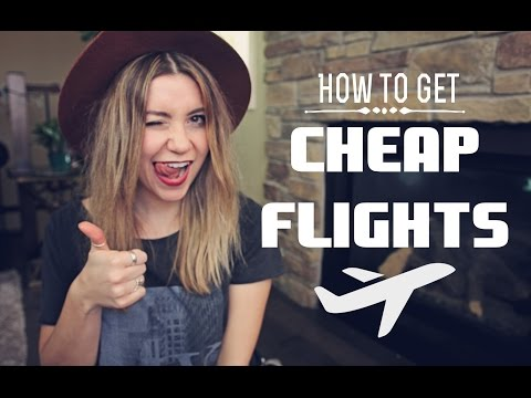 HOW TO GET CHEAP FLIGHTS