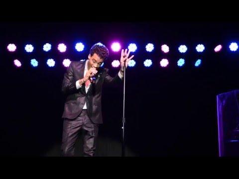 Estabon performs in West VA