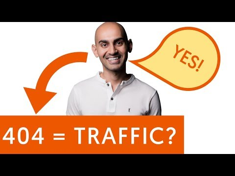 Drive More Traffic And Sales By Fixing This Website ERROR | The 404 Hack