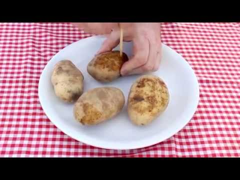 How to Smoke Potatoes on the Grill
