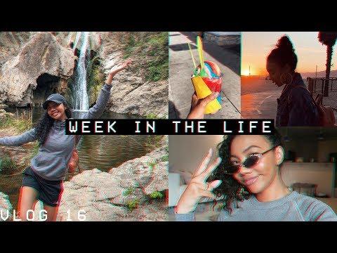 VLOG | Thrift Haul, Waterfall Hike, Blogger Mail (#16)