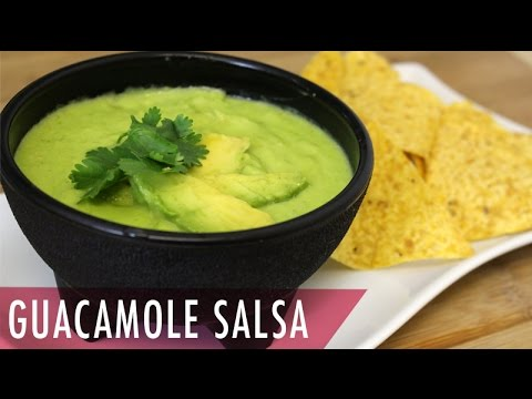 How to Make Guacamole Salsa. Fast & Easy Recipe. Tasty Delights