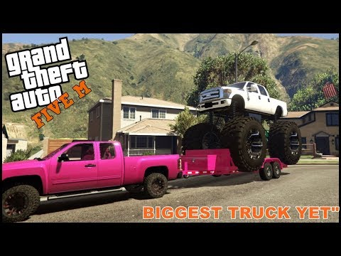 GTA 5 ROLEPLAY - BUYING THE BIGGEST TRUCK EVER  - EP. 189 - CIV