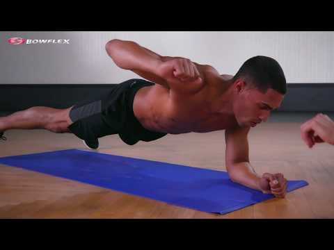 The Three Best Plank Variations