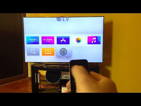 Apple TV 4th Generation Setup
