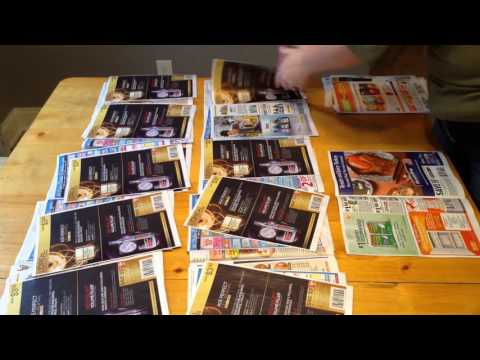 Insert Collating- Organize Your Coupons