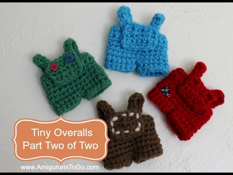 Tiny Overalls Part Two