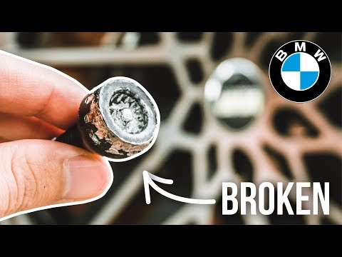 How to Remove BMW Wheel Locks WITHOUT A KEY