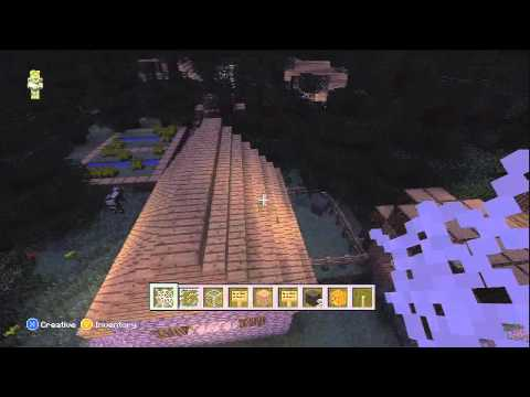 Come play Slender man with us! (Minecraft Xbox Edition)