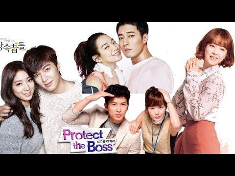 My Top 40 Rich Guy Poor Girl Korean Drama