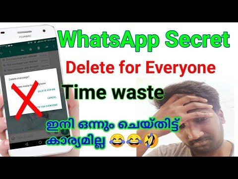 WhatsApp New Secret 2018