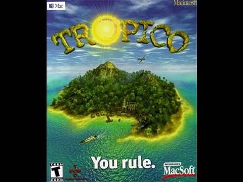 Tropico Gameplay Windows 8 Compatible