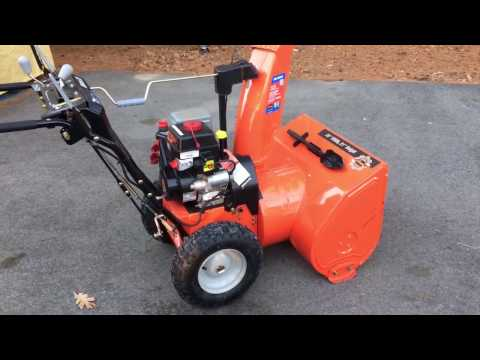 How To Change The Oil In Your Ariens Snowblower