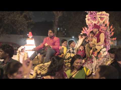 Ohmika+Aman Cinematic Wedding Movie trailer