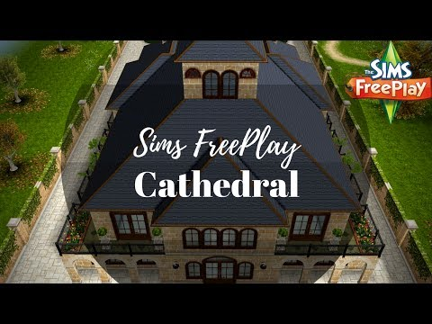 Cathedral | Tour | Sims FreePlay