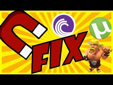 How To FIX MAGNET LINKS NOT WORKING Opening - Utorrent /Bittorrent (2018)