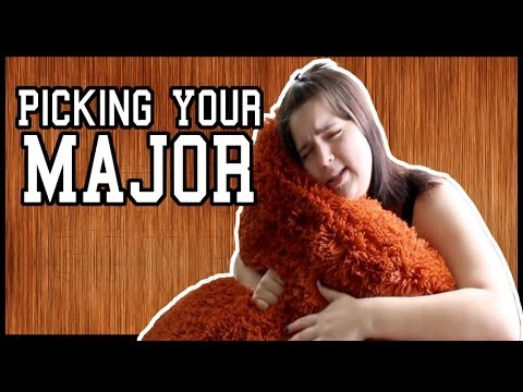 College Admissions: How to Pick Your College Major