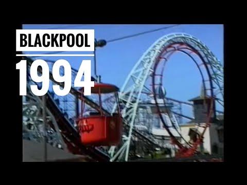Blackpool Pleasure Beach 1994