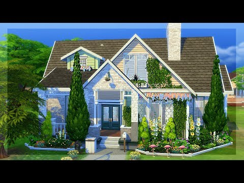 PARENTHOOD LP BUNGALOW | Sims 4 House Building