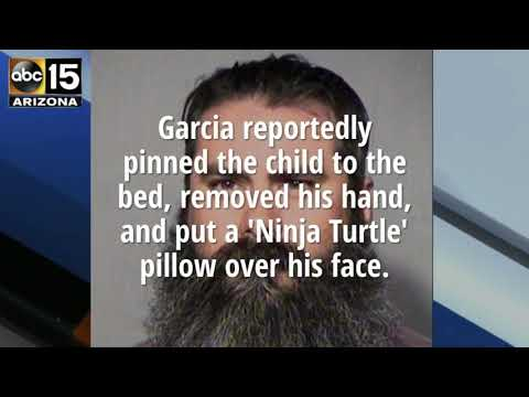 PD: Man puts pillow over 5-year-old's face - ABC15 Crime