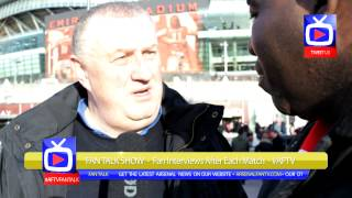 Arsenal: [Exclusive] Chris Hudson On Transfers and Injuries
