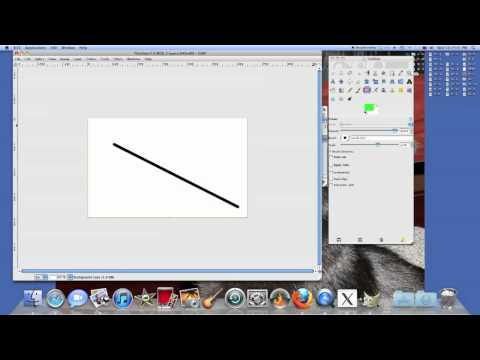 More on using layers in GIMP photo editing program.