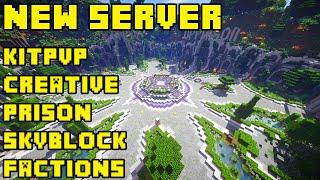 BASE TOUR & KITS SHOWCASE!!! - Minecraft PE Factions - #9