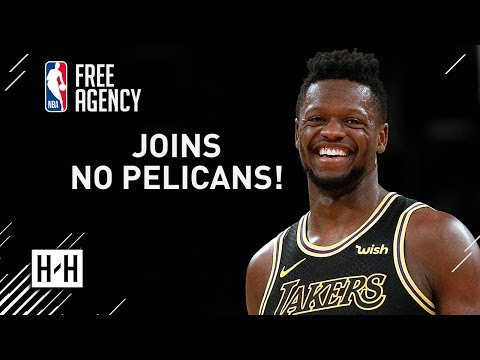 Julius Randle Joins New Orleans Pelicans! Full Highlights vs Pelicans from 2017-2018 NBA Season!